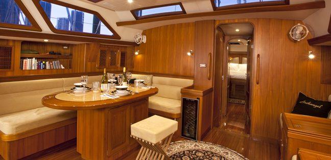 Archangel Charter Yacht - 6