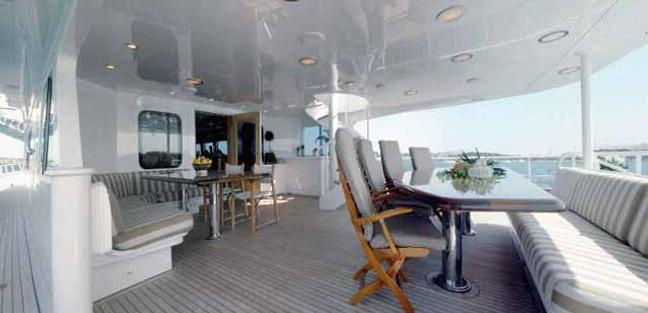 Watercolours Charter Yacht - 7