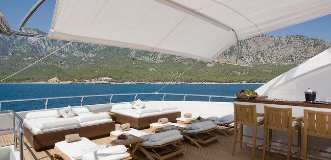Namaste 8 Charter Yacht - 4