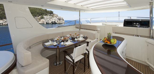 Cyrus One Charter Yacht - 4