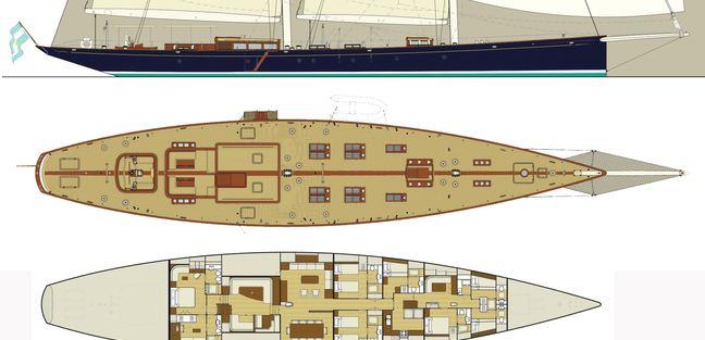 Doña Francisca Charter Yacht