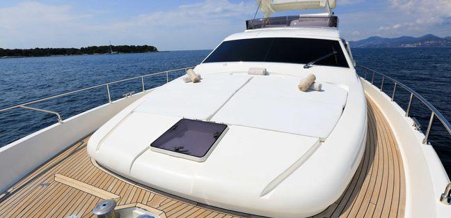 Onyx Charter Yacht - 2
