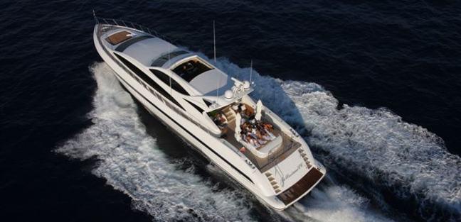 Bellissima CC Charter Yacht - 2