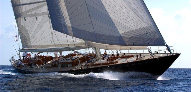 Maria Cattiva Charter Yacht