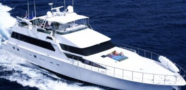 My Fair Lady Charter Yacht