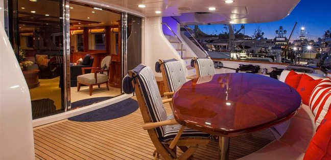 Paradigm Charter Yacht - 5