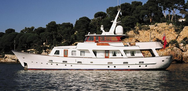 As You Like It Charter Yacht