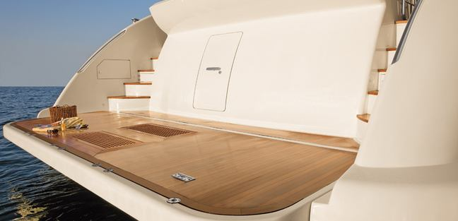 Jester Charter Yacht - 5