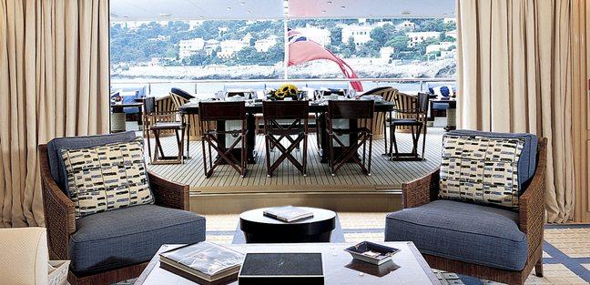 Zenobia Charter Yacht - 4