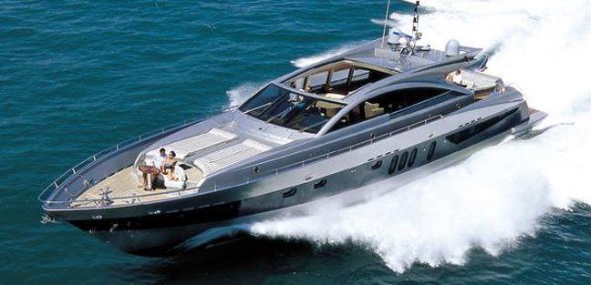 Shenu Charter Yacht - 8