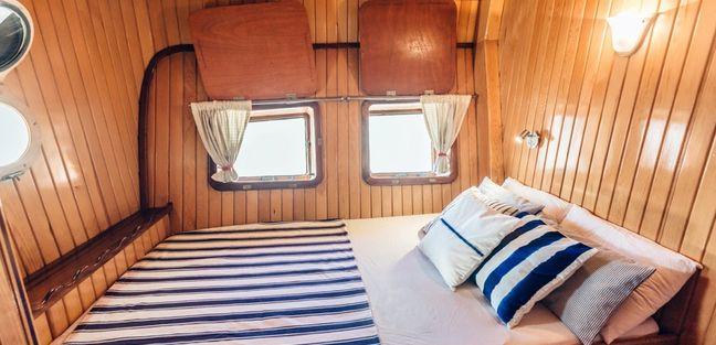 Sadri Usta Charter Yacht - 5