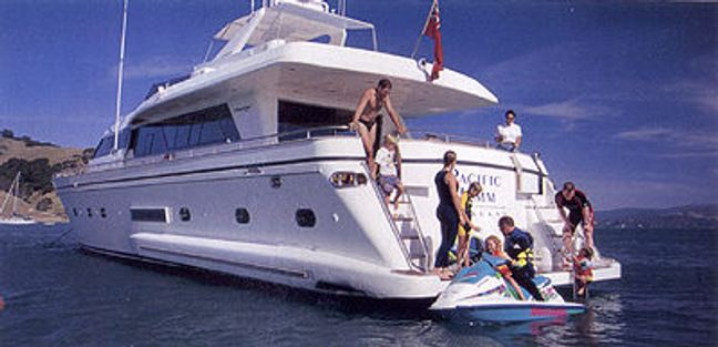 Pacific Jemm Charter Yacht - 2
