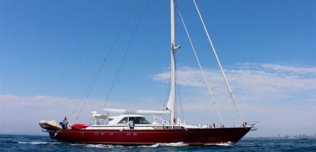 Odysseus Charter Yacht