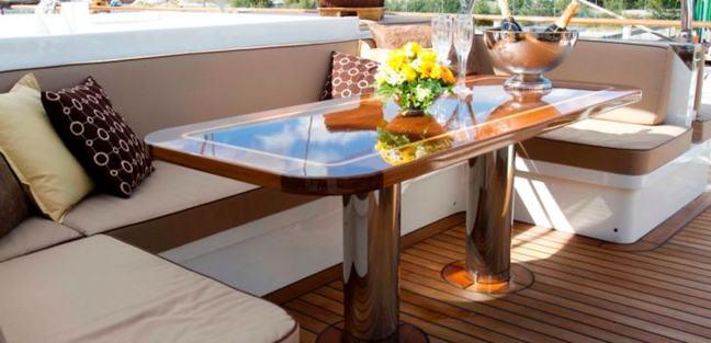 Sunny Hill Charter Yacht - 3