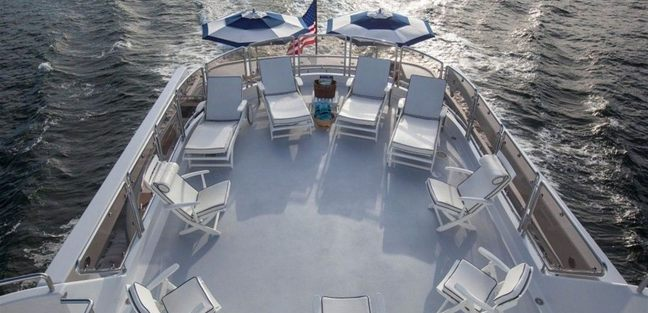 Chantal Ma Vie Charter Yacht - 6