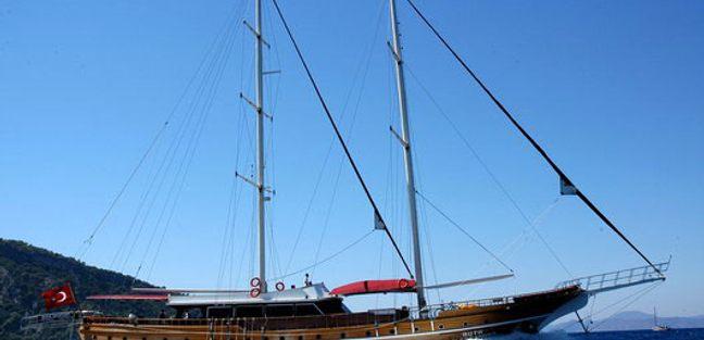 Ruth Alessandro Charter Yacht