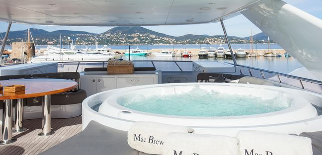 Mac Brew Charter Yacht - 3