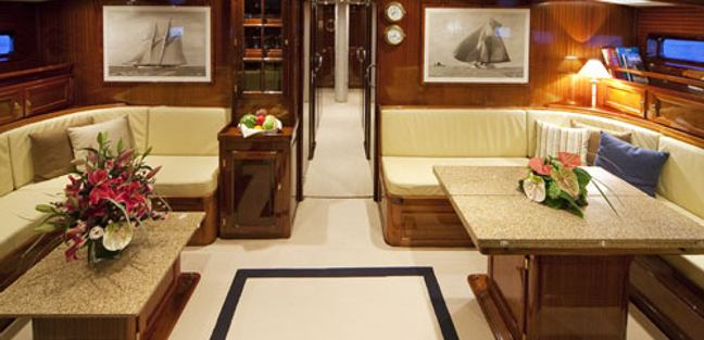 Dark Star of London Charter Yacht - 8