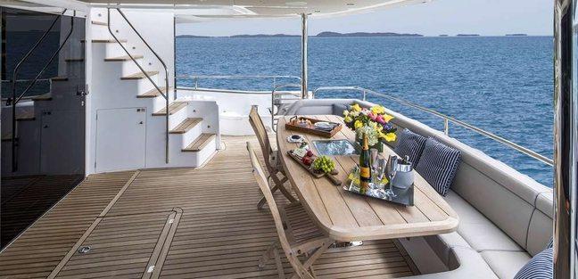 Alexandra Jane Charter Yacht - 5