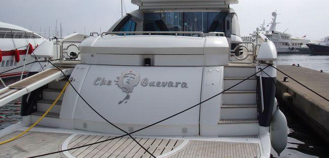Che Guevara Charter Yacht - 2