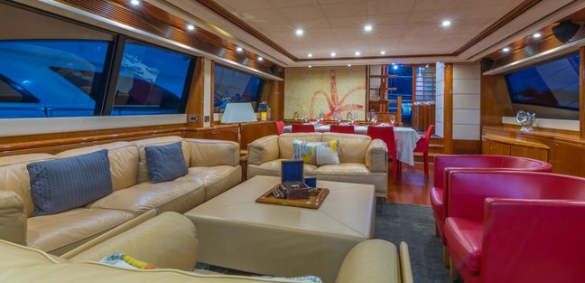 Cinque Mare Charter Yacht - 6