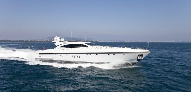 Agata Charter Yacht