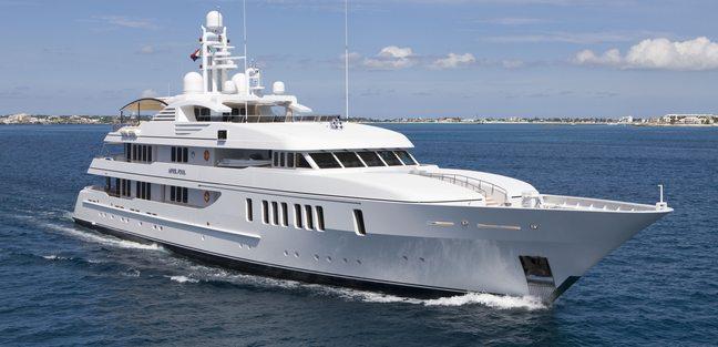 Samadhi Charter Yacht