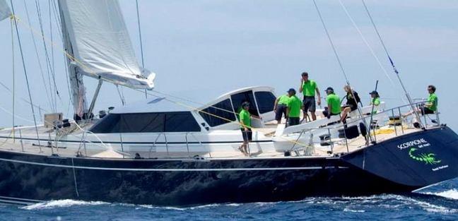 La Joie De Mar Charter Yacht - 2