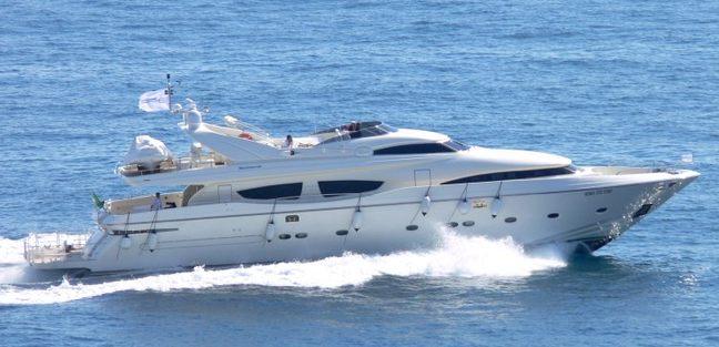 Lady Power Charter Yacht - 2