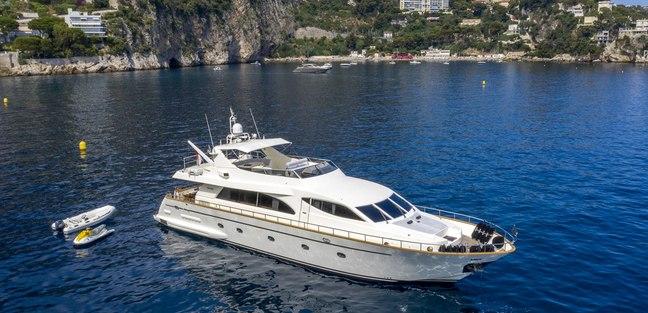 Ace1 Charter Yacht