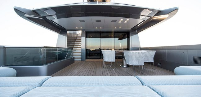 Silver Fast Charter Yacht - 3