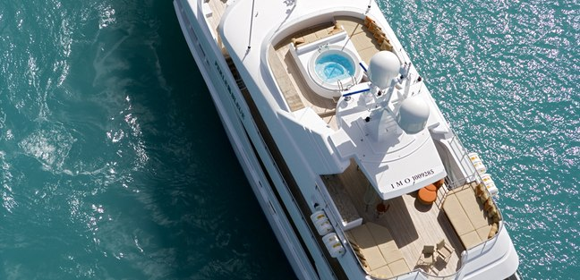 Perle Bleue Charter Yacht - 3