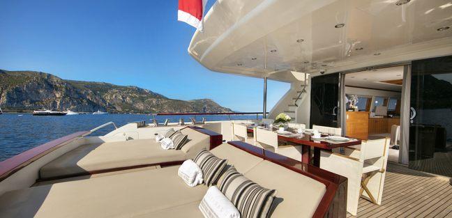 Nyota Charter Yacht - 3