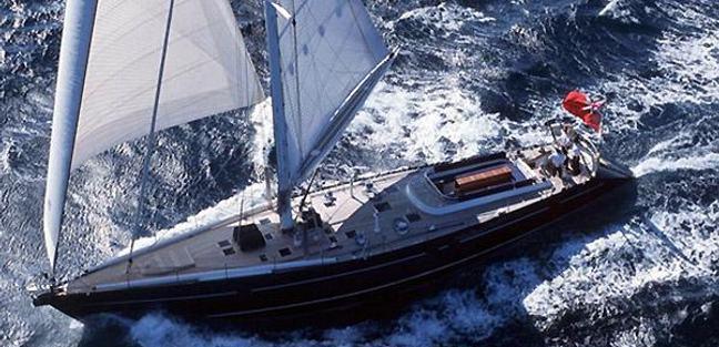 Dark Star Charter Yacht - 2