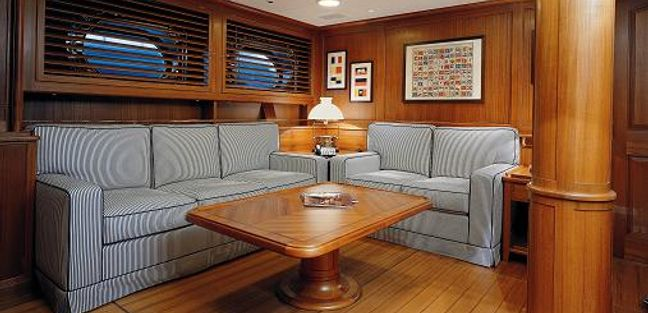 Heritage M Charter Yacht - 8