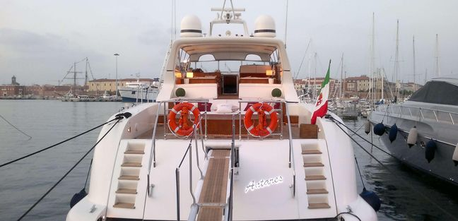 Antares K Charter Yacht - 6