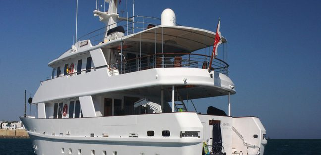 5 Fishes Charter Yacht - 7