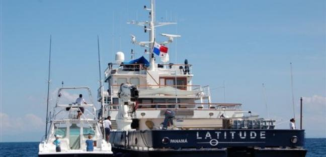 Latitude Charter Yacht - 4