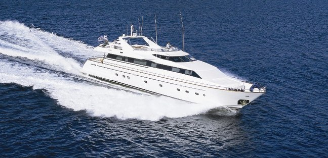 Absolute King Charter Yacht