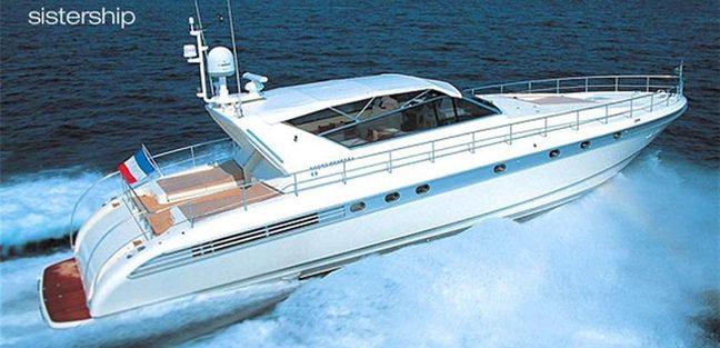 Bibiba Charter Yacht