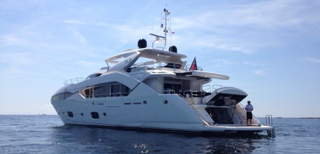 No.9 of London Charter Yacht - 5