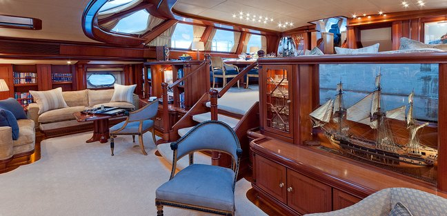 Hyperion Charter Yacht - 8