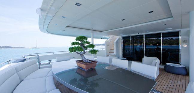 Sierra Romeo Charter Yacht - 4