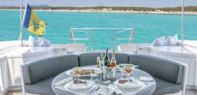 Four Friends Charter Yacht - 4