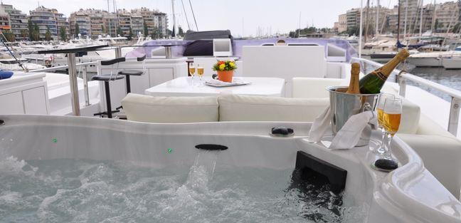 Shiva Charter Yacht - 4