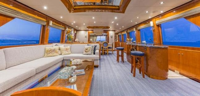 High Rise Charter Yacht - 8