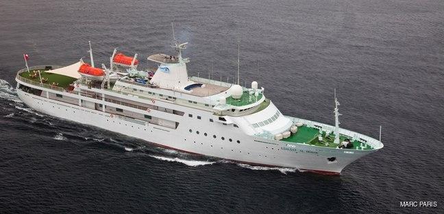Al Mabrukah Charter Yacht