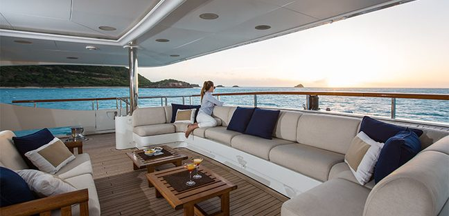 Lady Michelle Charter Yacht - 6