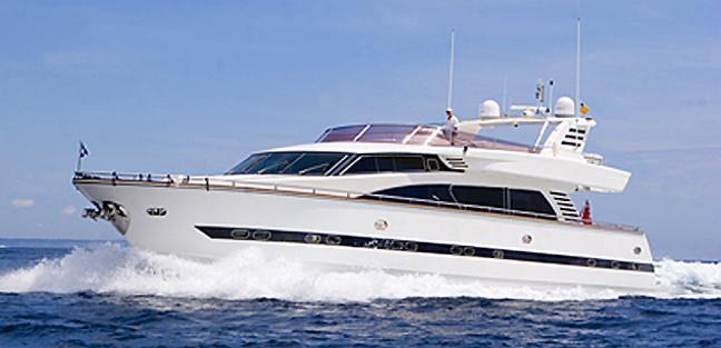 Vogue Charter Yacht