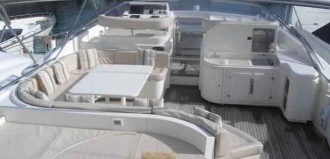 Mariposa Charter Yacht - 5